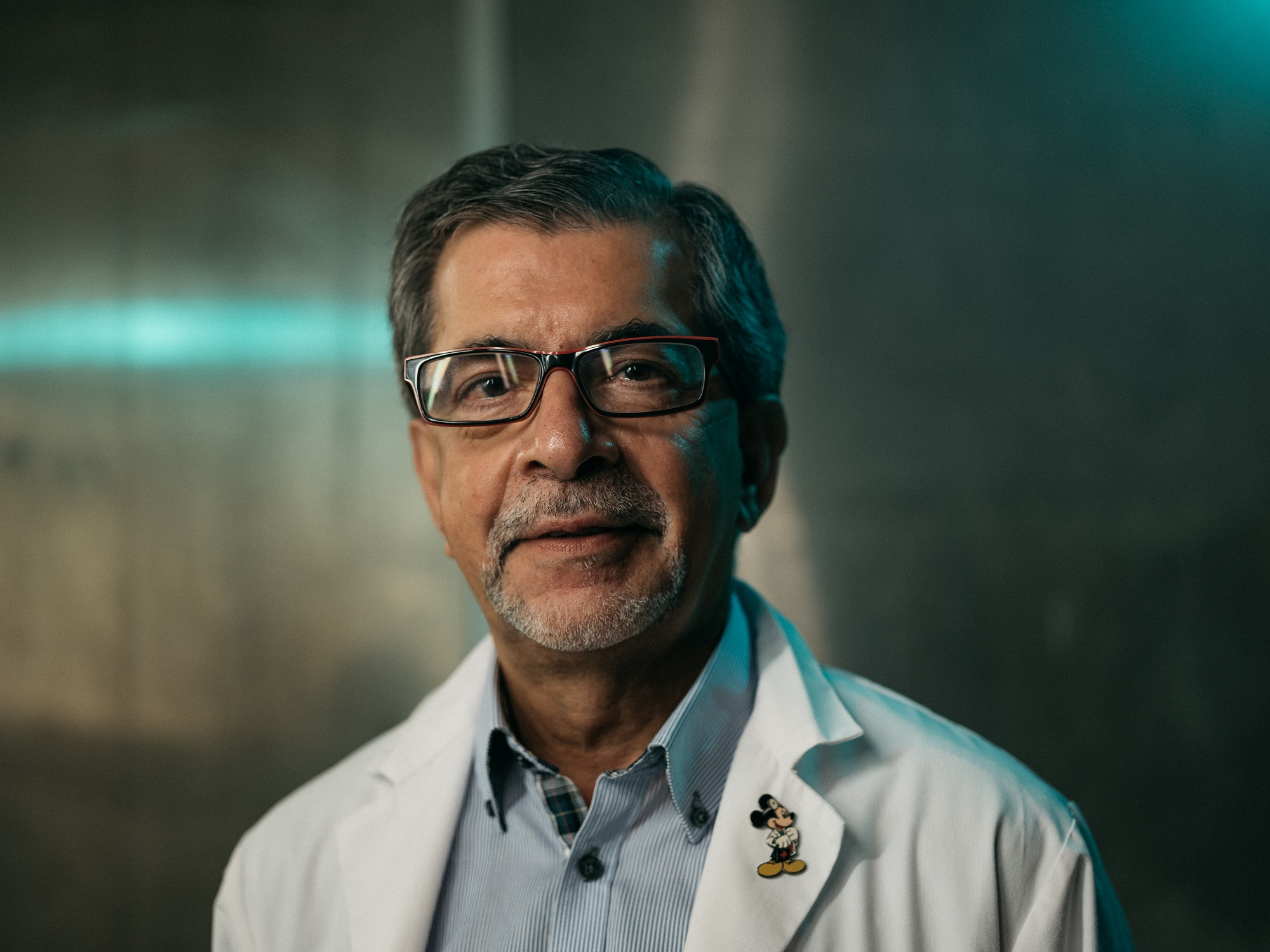 Dr. Jack Jhamandas, Neurologist and Researcher, Alzheimer's